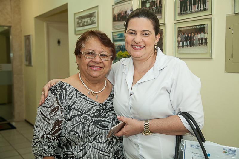 Gloria Ribeiro e Flavia Costa