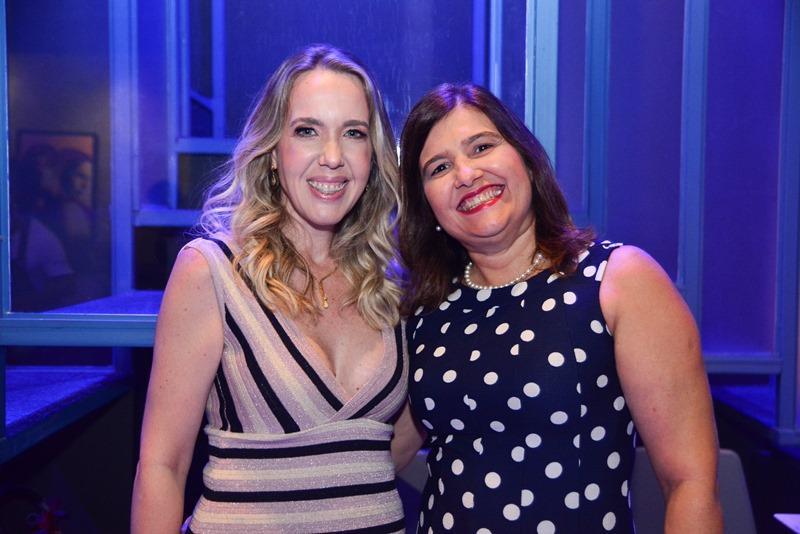 Erika Figueiredo e Luciana Alencar
