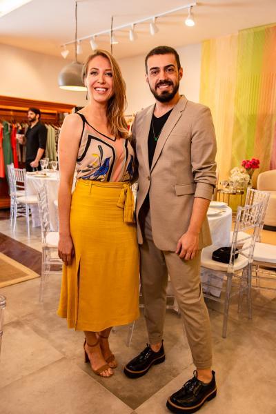 Gabriela Branco e Romario Brandao