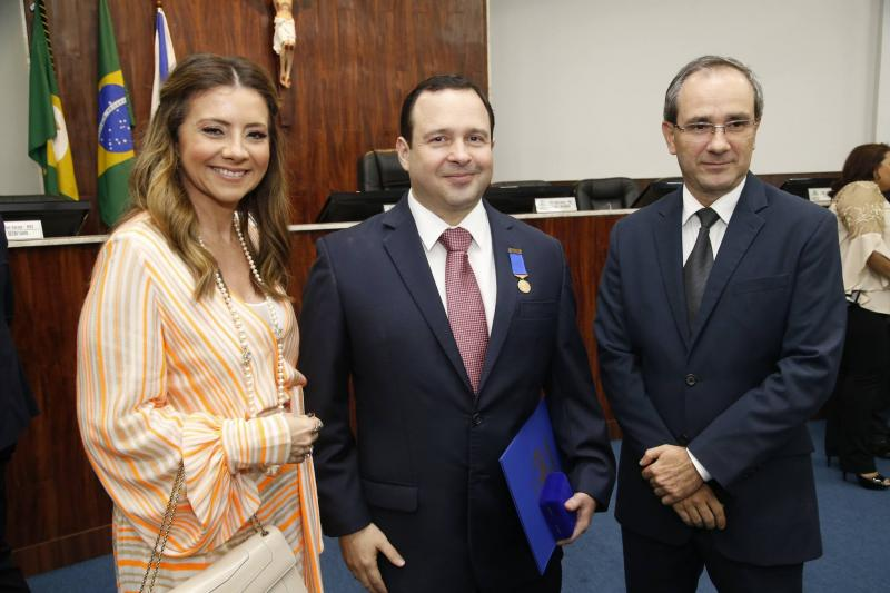 Emilia Buarque, Igor Barroso e Sergio Resende
