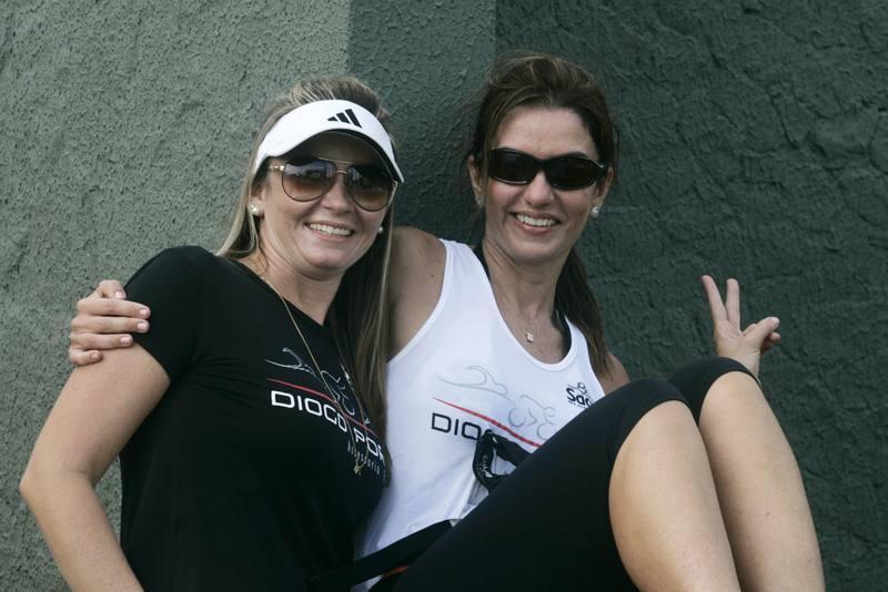 Marcia Studart e Patricia Nogueira