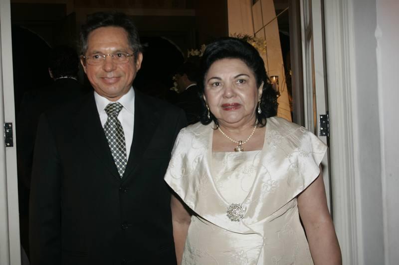 Antonio e Marta Cambraia