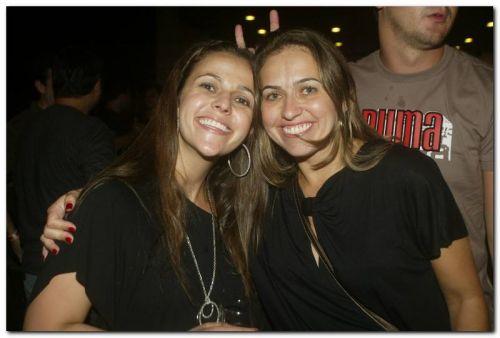 Cristiane Funchau e Camila Ary