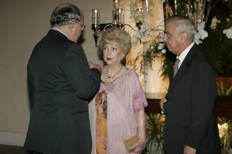 Capibaribe Neto, Yolanda Queiroz e Edilmar Noroes