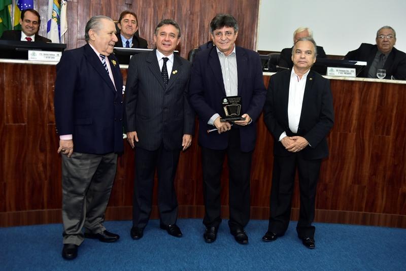 Idalmir Feitosa, Jose Porto, Pedro Sampaio, Eron Moreira