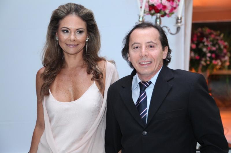 Milena Lima e Idelfonso Rodrigues