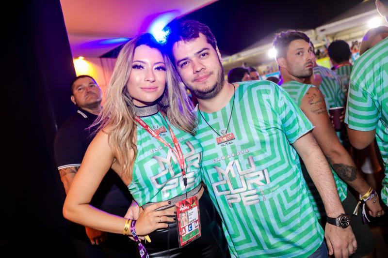 Edite Gomes e Ronaldo Aguiar