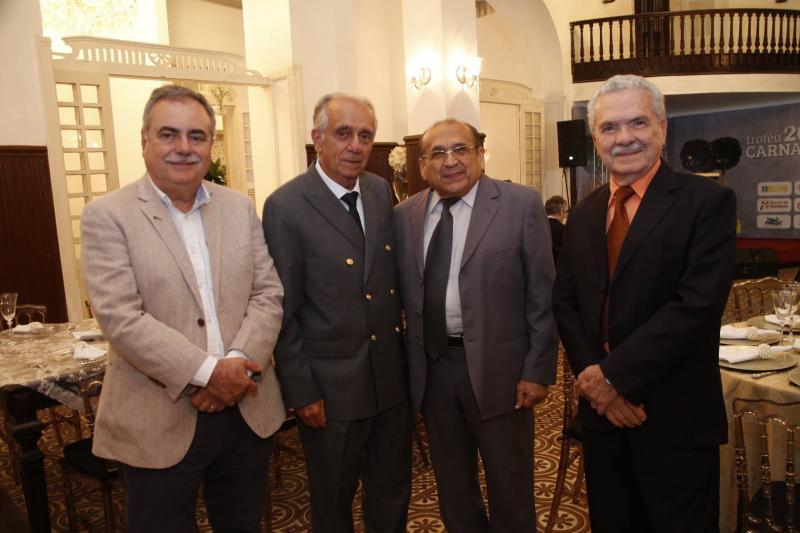 Assis Cavalcante, Joao Guimaraes, Antonio Goncalves e Raimundo Viana