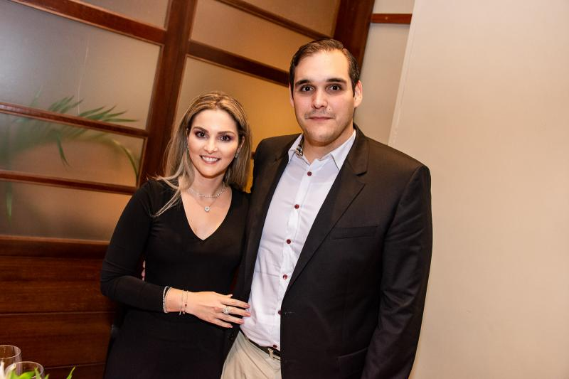 Juliana e Marcelo Tavares