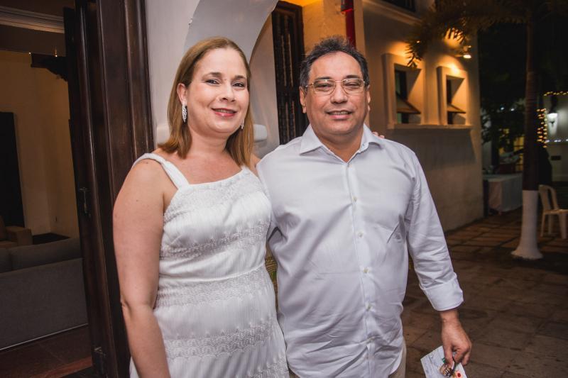 Lourdes Castro e Isaias Rosas