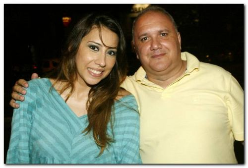 Raquel Franca e Flavio Machado