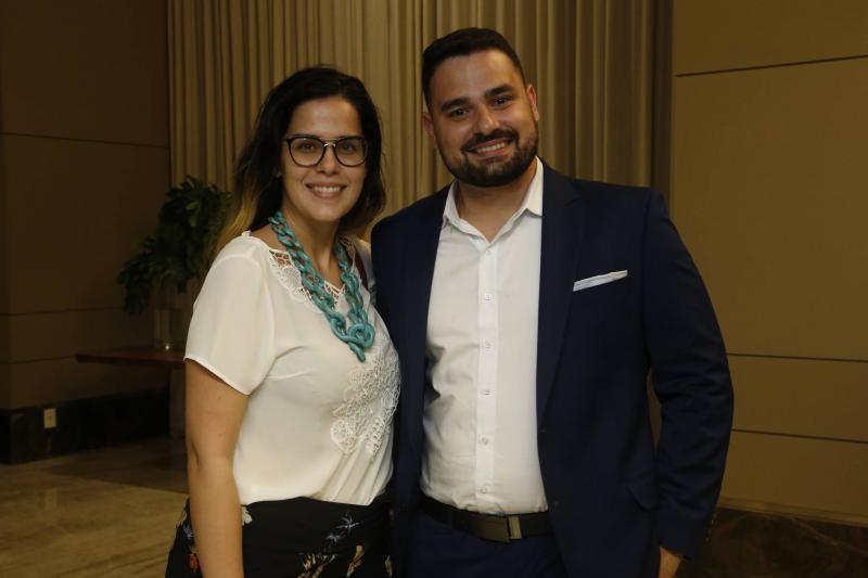 Natalia Teixeira e Gustavo Damasceno