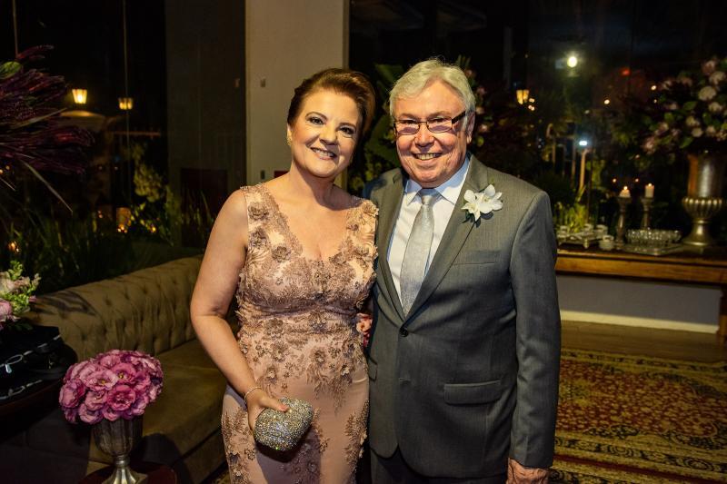 Jocelma e Raimundo Andrade