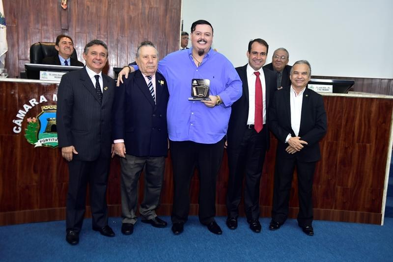 Jose Porto, Idalmir Feitosa, Rodolfo Forte, Eron Moreira