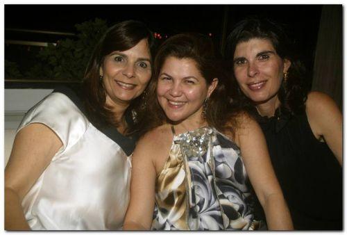Tatiana e Teka e Rosane Medeiros