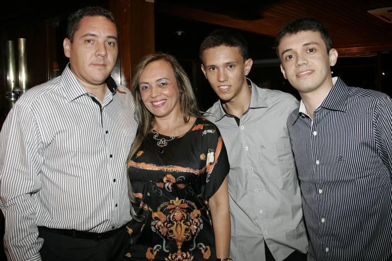 Paulo Ricardo, Acidalia, Igor e Ciro Oliveira