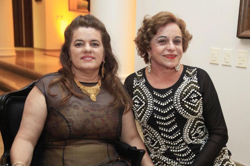 Silvana Bezerra e Suely Belem
