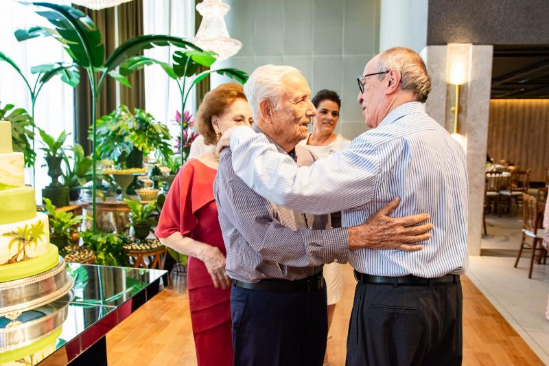 Humberto Bezerra e Lucio Alcantara