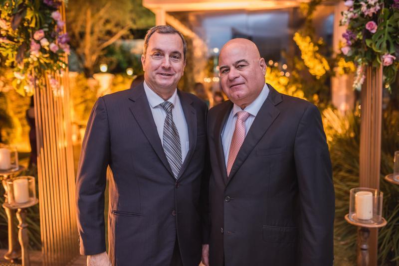 Kalil Otoch e Luciano Cavalcante