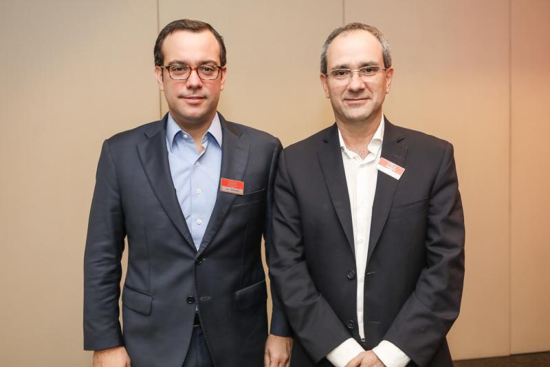 Ivo Machado e Sergio Resende