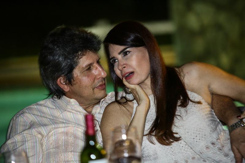 Lucio Bomfin e Lorena Pouchain