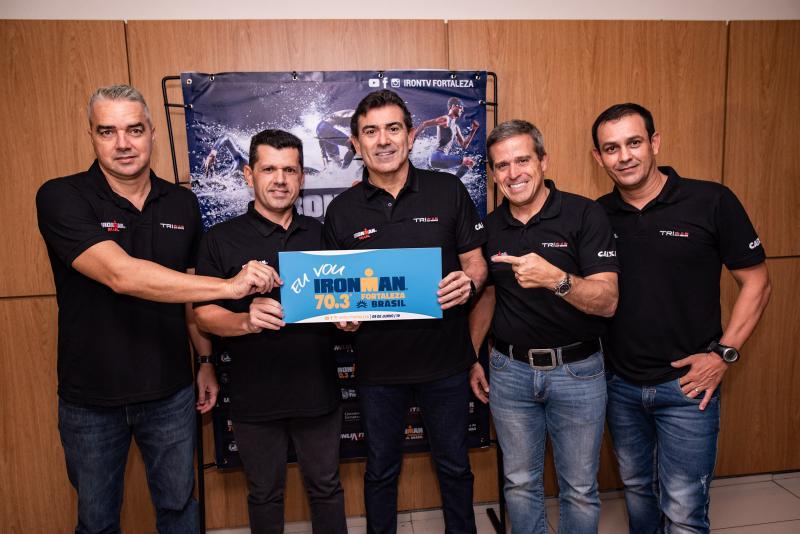 Kal Aragao, Erick Vasconcelos, Alexandre Pereira, Carlos Galvao e