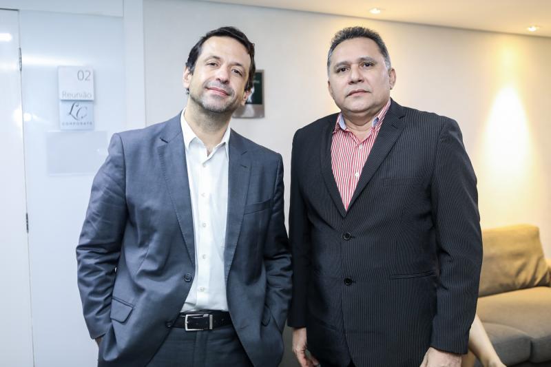 Fred Albuquerque e Espedito Róseo