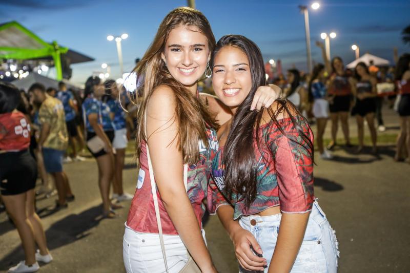 Raissa Cerqueira e Bianca Oliveira