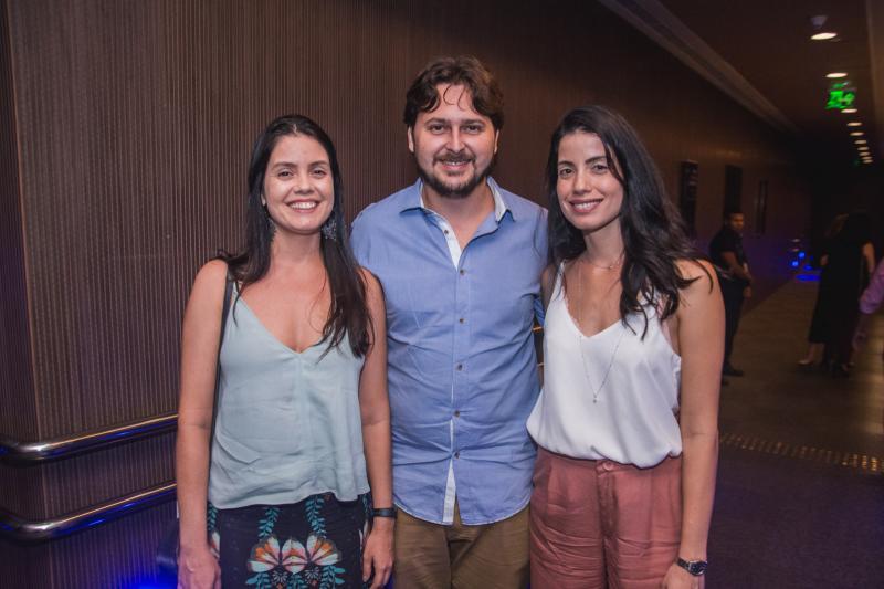 Lana Parente, Lucas Guerra e Mila Guerra