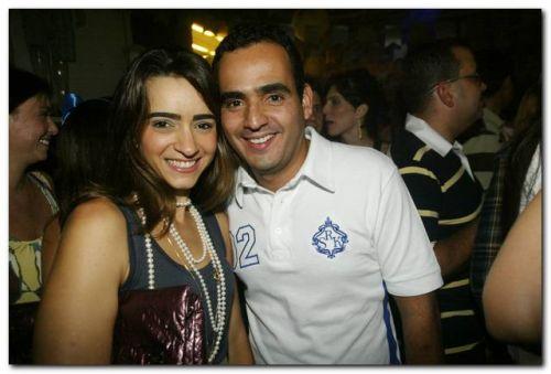 Camila e Fernando Quinderé