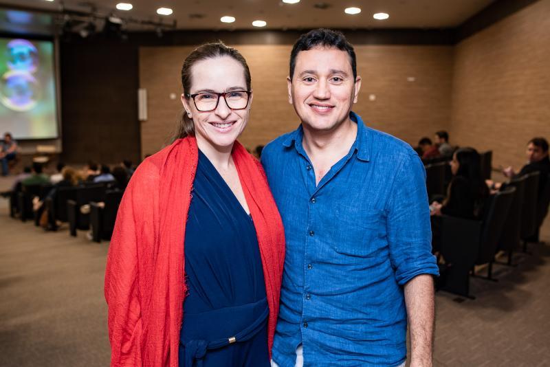 Bia Fiuza e Mardonio Barros