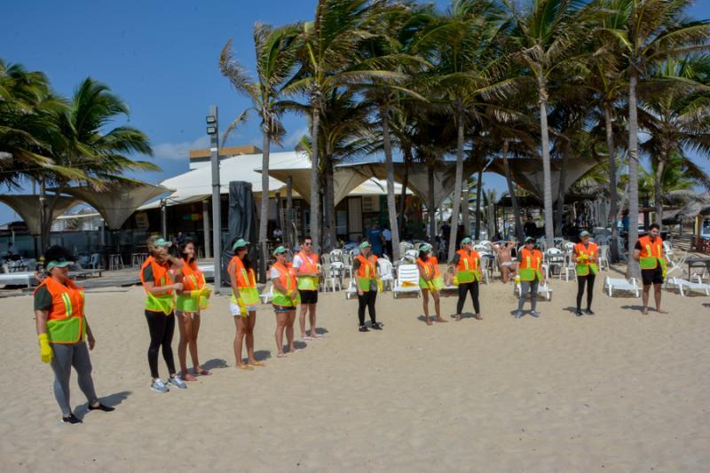 Linda praia por Casa Linda Flor