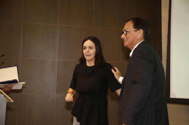 Veridiana Soares e Beto Studart