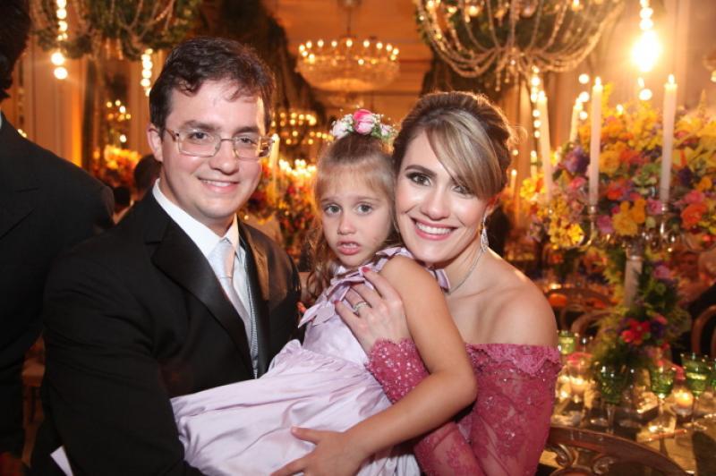 Caio e Tatiana Rocha