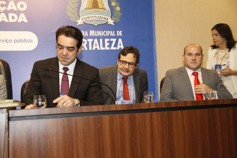 Bruno Dantas, Edilberto Pontes e Roberto Claudio 2