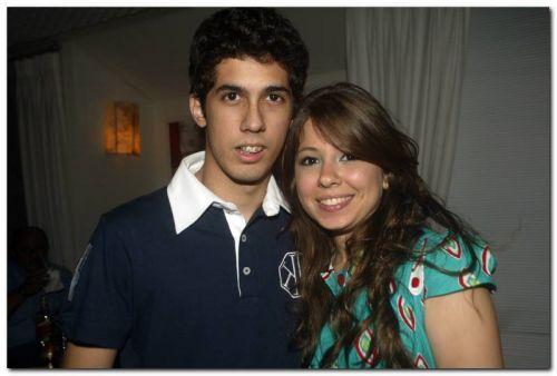 Artur Bezerra e Mayra Guerreiro