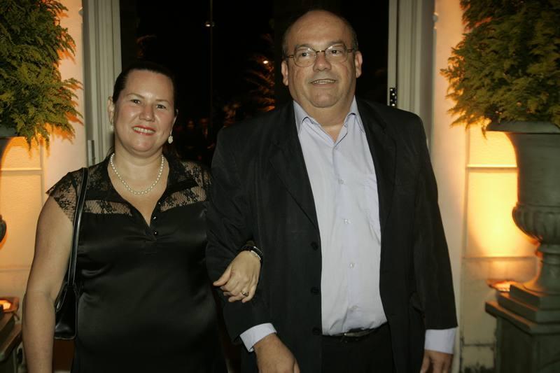Wanha Rocha e Maestro Gladson Carvalho