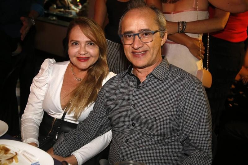 Silvana Machado e Jose Salvador