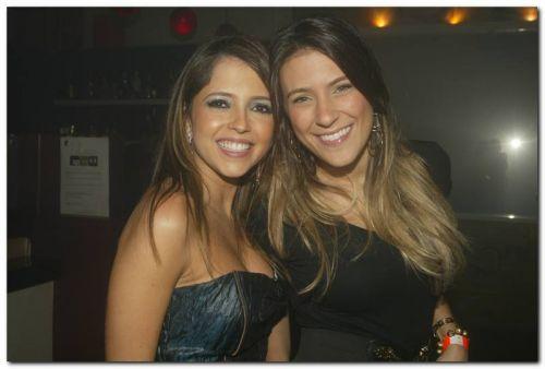 Sarinha Diniz e Livia Rolim