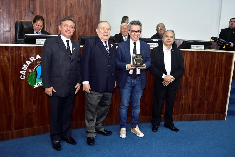 Jose Porto, Idalmir Feitosa, Fabiano Piuba, Eron Moreira