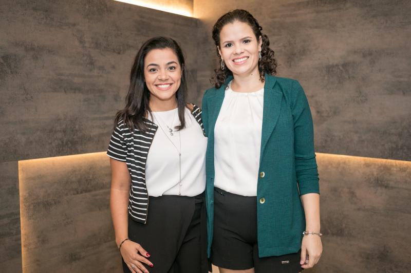 Leticia Sabrine e Lorena Timbo