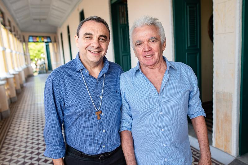 Marcus Wiliam e Candido Couto