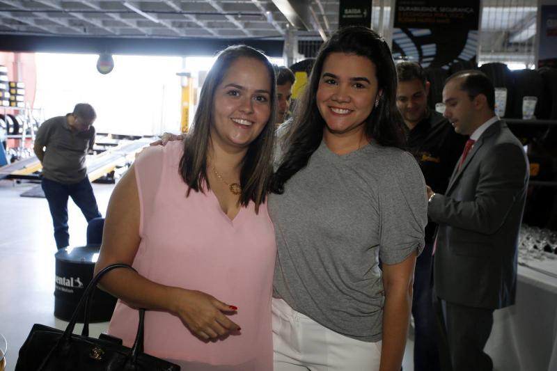 Carol Rocha e Priscila Leal