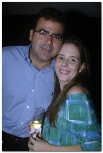 Luciano Neto e Hanelore