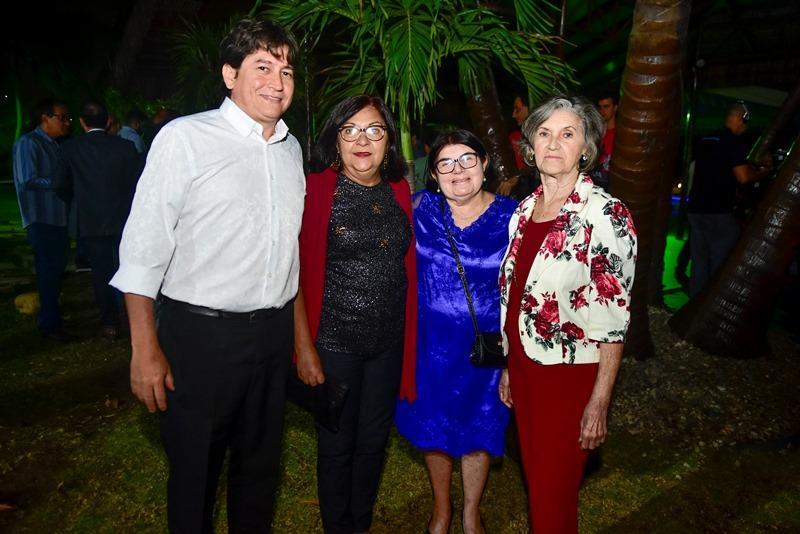 Robson Freitas, Vera Lucia, Maria Jose, maria Carlos