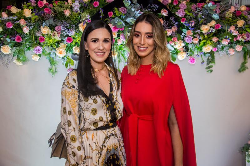 Giuliana Botelho e Nathalia Ximenes