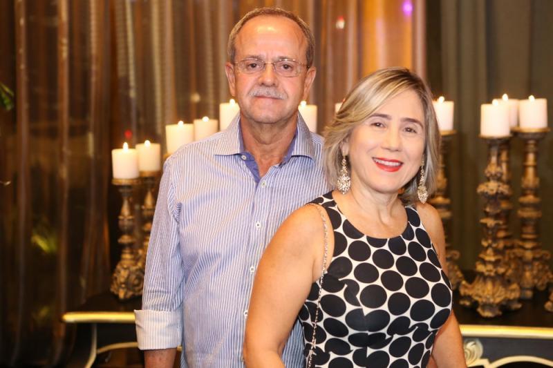 Tauzer e Clotilde Lima