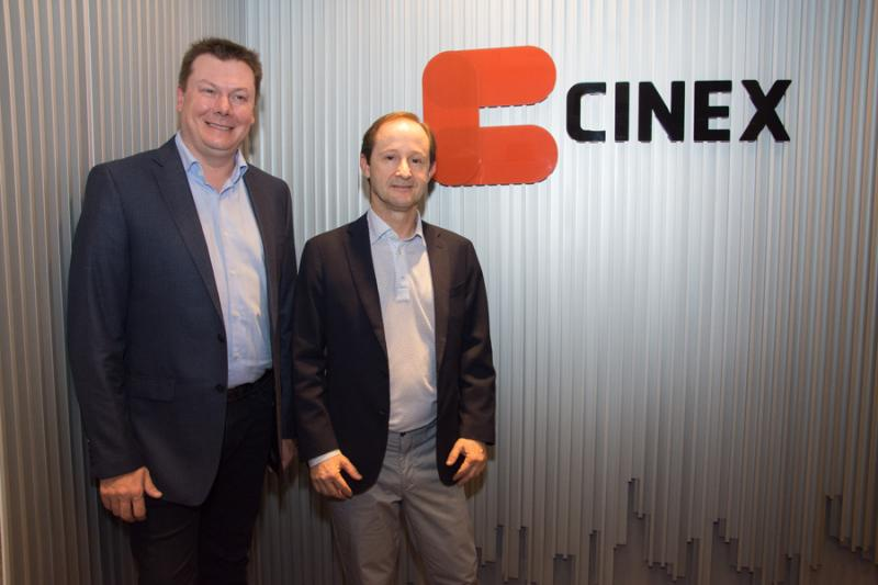Carlos Gelatti e Cesar Cini