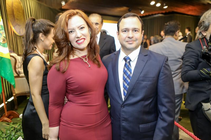 Aline e Igor Barroso