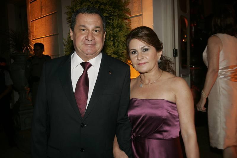 Manuel e Tania Veras